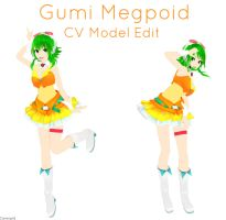 CV Gumi Megpoid (4000 Page Views) by CarleighE
