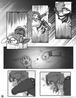 TLoZ: Twilight Princess ~ Doujinshi Practice - Pg4 by SiscoCentral1915