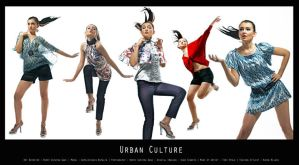 Urban Culture ver  Woman by redpublic