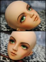 Face-up: Volks F-40 (Sunlight Skin) by asainemuri