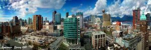 Vancouver, Spring 2011 by HelloBlack