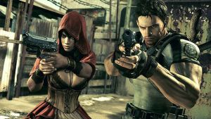 Sheva Alomar New Costume by redfield37