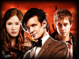 Doctor Who In America by Vuel