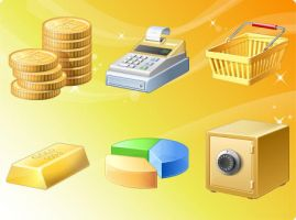 Finance Icons set by FreeIconsFinder