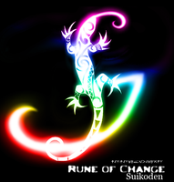Rune of Change by kitphiroth