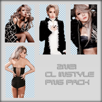 CL PNG Pack by exostangalaxy