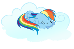 Napping Dash by jlryan
