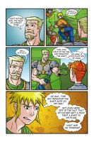 LotK Issue 5 Page 2 by Godsartist