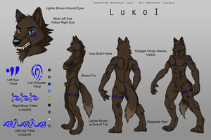 Lukoi Reff Sheet by Lukoi