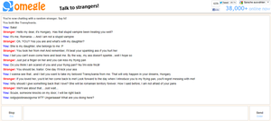 Omegle ~ Romania vs Hungary by Mizu1993