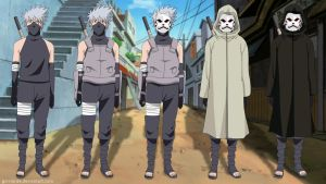 Anbu Variances by goriverde