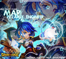 Grand Chase Mari by DeadlyFilter