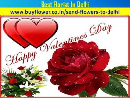 Valentine Day Flowers Delivery In Delhi 4 by delhiValentineday
