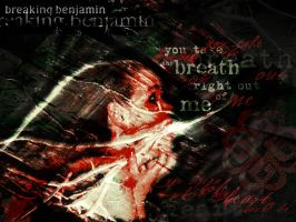 Breaking Benjamin Wallpaper by sketchhog