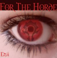 For The Horde Icon by LadyPaigeTigeress