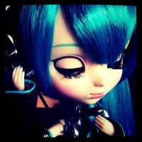 -Pullip- Miku by ArrakisxSato