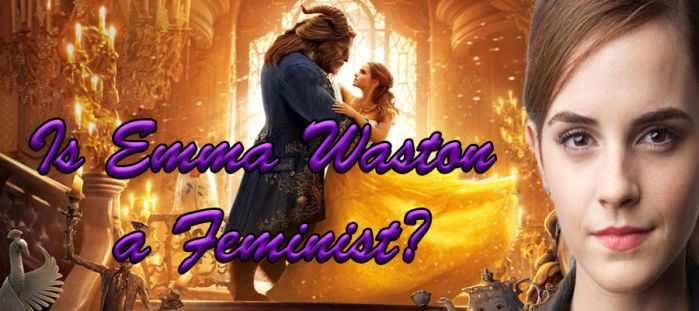 Is Emma Waston a Feminist? (Read the Descrition) by kouliousis