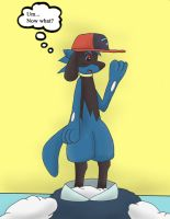 Ash into Riolu Tf Page 6 by 3waycrash