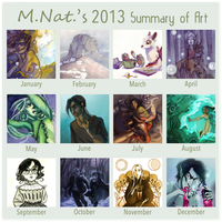 In Summary...Art! by MNat