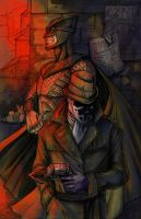 More Watchmen by rmerry