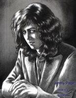 JimmyPage-Led Zeppelin by beckpage