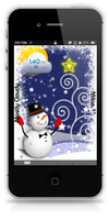 LS xMas Snowman GPS by poetic24