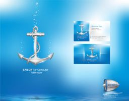 sailor for computer by Enginems