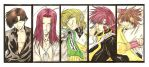 Saiyuki Finished by KrystalNexus