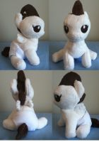 Pound Cake Plushie- MLP: FiM by TheEccentric-1