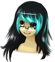 My new hair.. maybe.. sometime by SmidgeFish