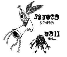 Rowena the Funeral Toll Witch by Hourai-Victim