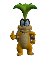 Iggy thumbs up render by Aso-Designer