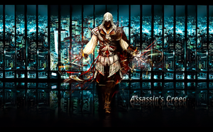 Assasin's Creed by Red-wins