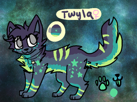 twyla ref by catugly