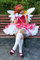 Sakura Card Captors by AnnPoe