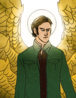 The Archangel Gabriel by Sukautto
