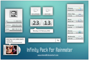 Infinity Pack by milano88