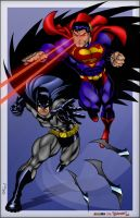 Worlds Finest - 2006 by Killerbee-Kreations