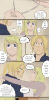 FMA: Glasses Part 2 by Sandrenny