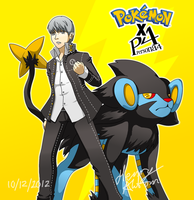 PKMN X P4 King of Lightning by Hanimetion
