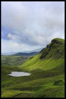 Scotland Scape by Beowolf17