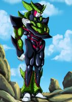 Hyper Perfect Cell by bloodsplach