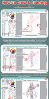 Red's Tutorial on How To Draw Anime Style by redrackham
