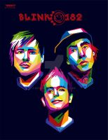 BLINK 182 by Bryanlomi
