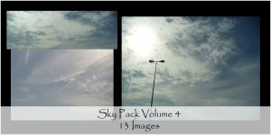 Sky Pack Volumn 4 by Insan-Stock