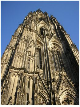 Cologne Cathedral by Jebniffler