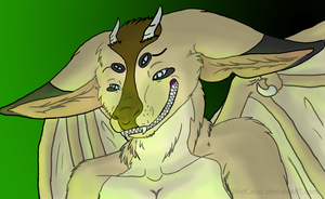 Grin by BlindCaius