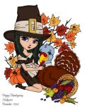 Happy Thanksgiving by slinkysis3