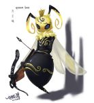 queen bee by Visark