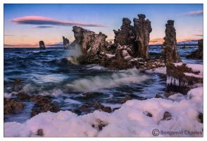 Mono Ice by benjamin-charles